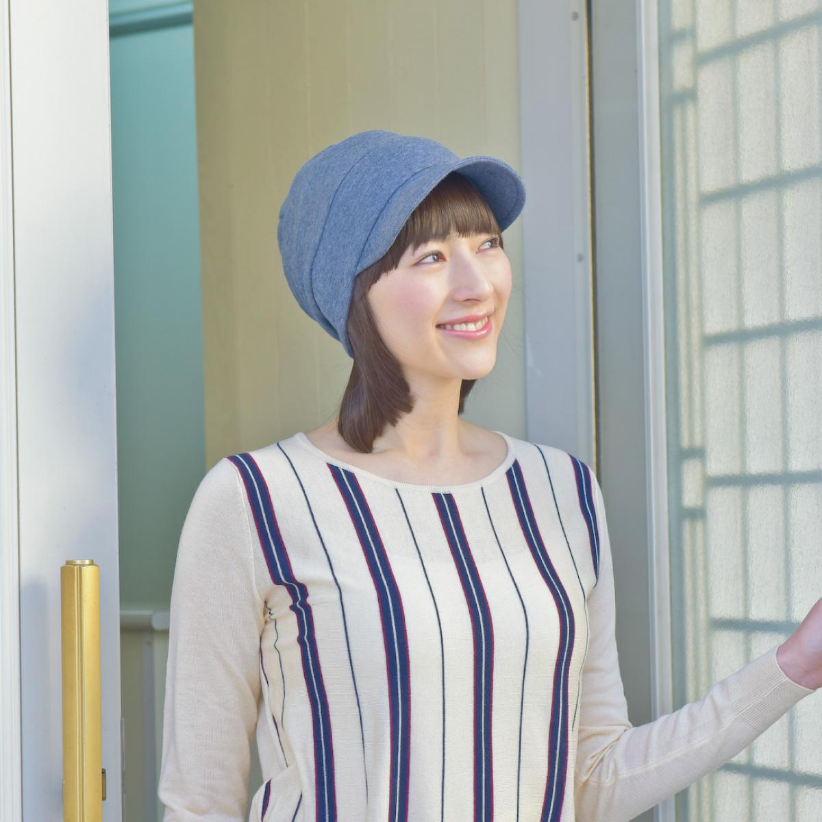 おしゃれ帽子で、お肌トラブル&紫外線対策も